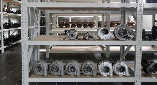 Sprzedaż-turbosprężarek